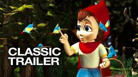Hoodwinked! (2005) Official Trailer 1 - Animated Movie HD