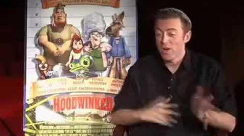 Interview with HOODWINKED director Cory Edwards pt. 1 BMC 06
