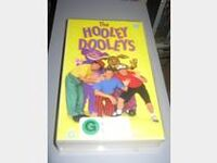 The Hooley Dooleys VHS (front cover)
