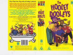The Hooley Dooleys VHS (full cover)