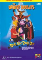 Roll up roll up dvd