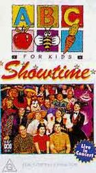 ABC For Kids Showtime (front cover)