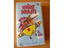 The Hooley Dooleys - Ready, Set... Go! VHS (front cover)