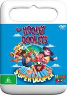 The Hooley Dooleys - Super Dooper DVD (front cover)