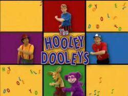 The Hooley Dooleys Theme Title