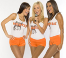 Uniform of a Hooters Girl