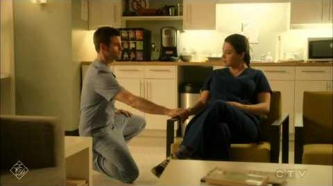 Saving Hope Promo for Fearless (3.17)