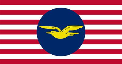 Flag of Hopper Island