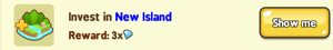 Invest Island