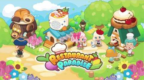 Restaurant Paradise For iOS Android Official Trailer
