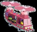 Helicóptero de Transporte de Doble Rotor