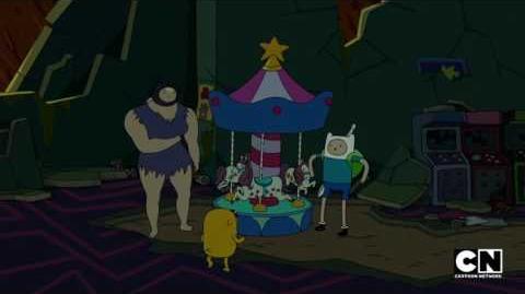 Adventure Time - Preboot Preview