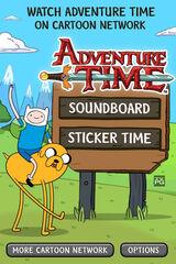Hora de Aventura - Soundboard & Photo Stickers