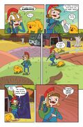 Adventure Time 019-005 mini