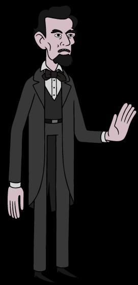 Abraham Lincoln | Hora de aventura Wiki | FANDOM powered by Wikia