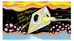 YouForgotYourFloaties
