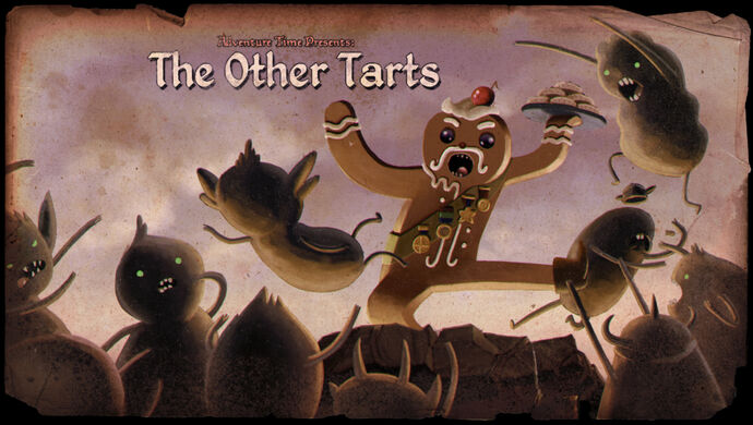 The Other Tarts (Title Card)