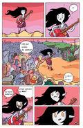 Marceline y las Reinas del Grito -4 parte 7