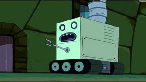Hora de Aventura - Calabozo Misterioso Cartoon Network