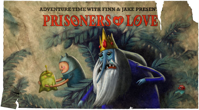 Prisioners of Love (Title Card)
