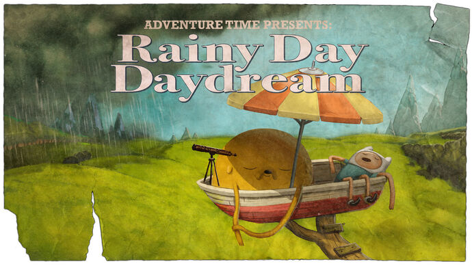 Rainy Day Daydream (Title Card)
