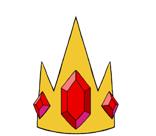 Corona del Rey Helado.