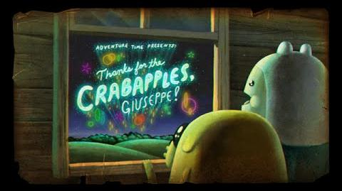 Adventure Time - Thanks for the Crabapples, Guiseppe (Preview) And Other Shows