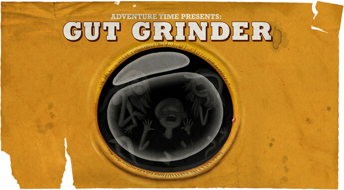 Gut Grinder (Title Card)
