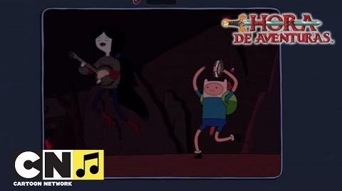 Canción 'Gobernar la Nochesfera' en español Hora de Aventuras Cartoon Network