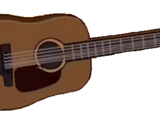 Guitarra de Jake