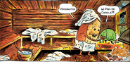 Pan de canela usando el spa