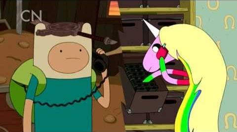 "Adventure time ""The Pit"" Sneak Peak HD 720p-2"