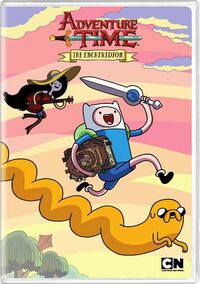 AdventureTime EnchiridionDVD