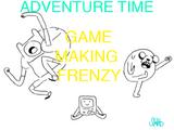 Hora de Aventura Gamemaking Frenzy