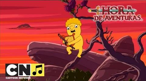 Limoncín Hora de Aventuras Cartoon Network