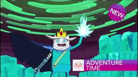 Adventure Time - Crossover (Short Promo 1)-0