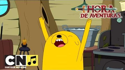 Llamando a Prismo Hora de Aventuras Cartoon Network