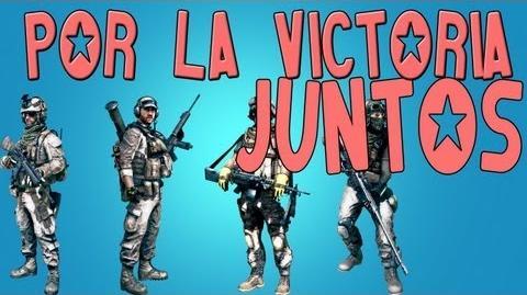 """Battlefield 3 Juntos por la Victoria aLexBY11 """"Hasta el Último segundo vale"""""""