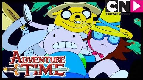 El Templo De Marte Hora de Aventura LA Cartoon Network-0