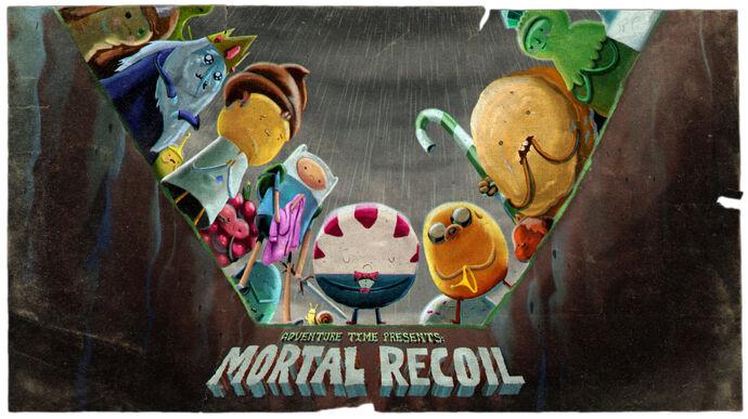 Mortal Recoil (Title Card)