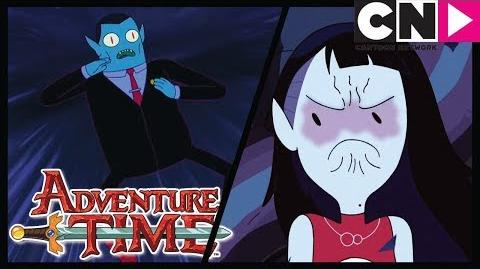 Marcy y Hunson Hora de Aventura LA Cartoon Network