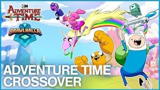 Brawlhalla E3 2019 Adventure Time Crossover Trailer Ubisoft NA