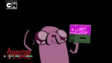 Adventure Time Joshua's Final Message Remix Cartoon Network