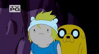 Finn and Jake.