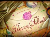 El Banquete de la Princesa/Transcripción