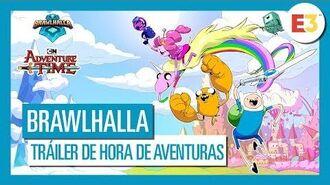 BRAWLHALLA - E32019 TRÁILER DE HORA DE AVENTURAS
