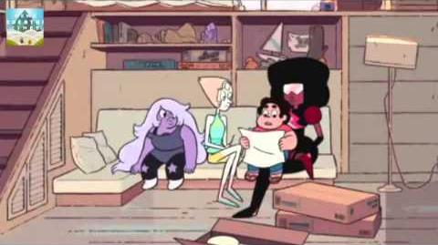 Cartoon Network - New Episodes April 16 (Longer Preview) Adventure Time Steven Universe Shirt Club