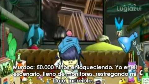 Gorillaz - Todos los G-Bitez Fase 2 Sub Español