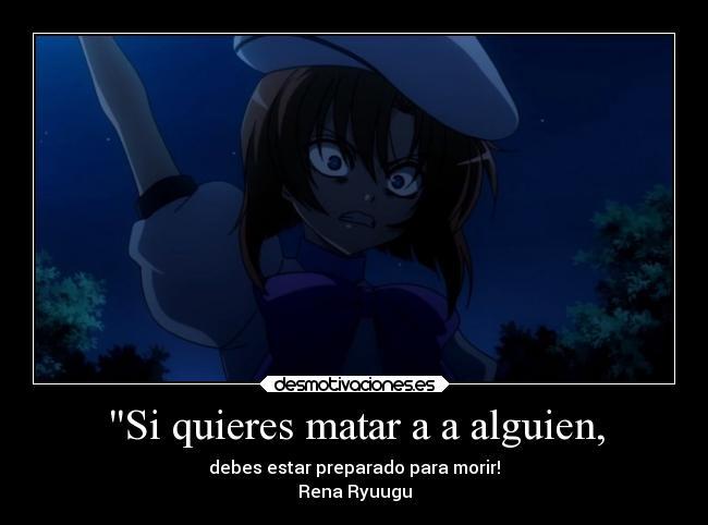 Imagen Carteles Anime Frases Ryuugu Desmotivaciones Jpg Hora De