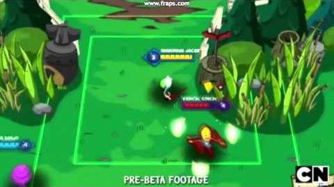 Adventure Time Battle Party Trailer